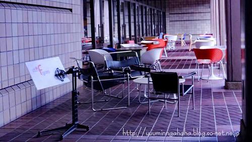宮城県美術館 cafe mozart Figaro