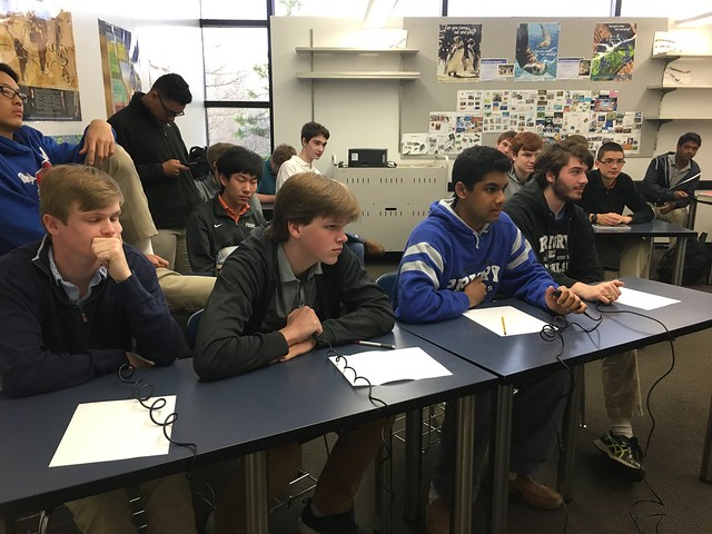 Student Faculty Scholar Bowl Competition
