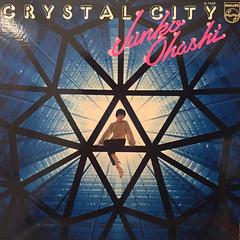 大橋純子:CRYSTAL CITY(JACKET A)