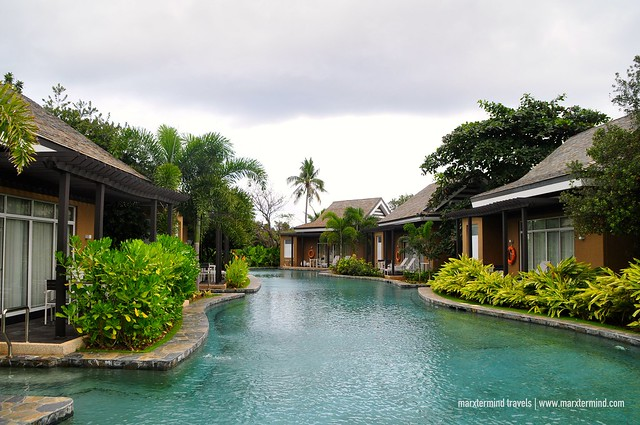Exclusive Lagoon Pool at The Villa BE Grand Resort
