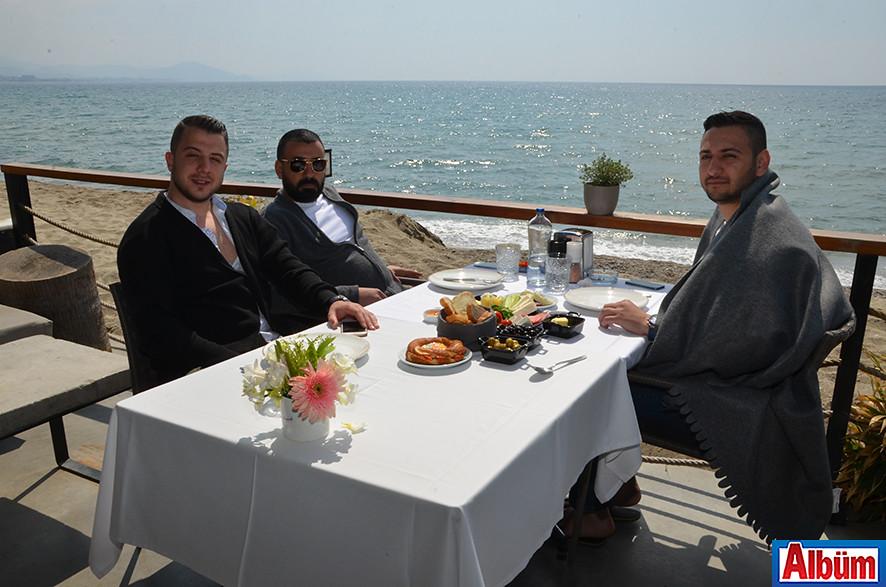 Gürhan Katanalp, Deniz Kavşut, Erkan Katmış