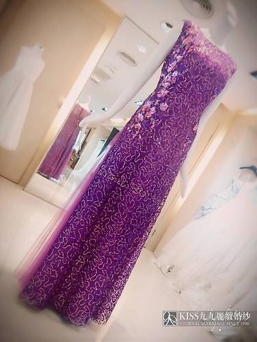婚禮媽媽裝找高雄Kiss99就對了,變身婚禮最耀眼女配角的最佳幕後推手(17)紫色