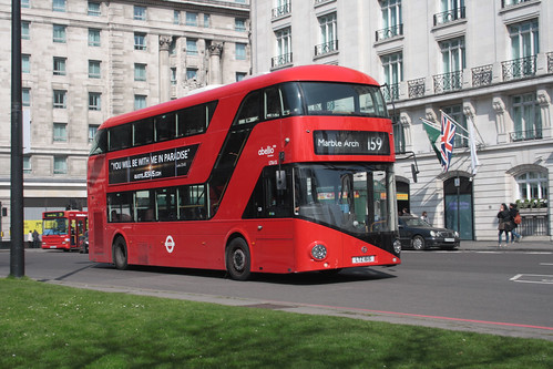 Abellio London LT615 LTZ1615