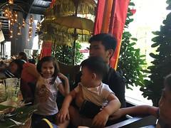 K.Shua's Birthday Lunch @ Ole Ole Bali, Empire