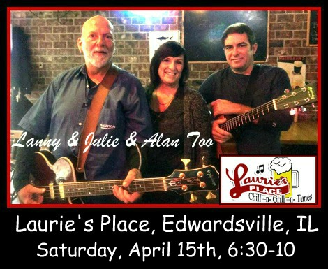 Lanny & Julie & Alan Too 4-15-17