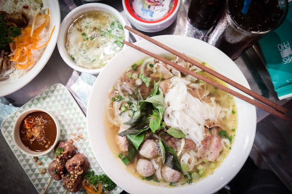 Vietnamese Food: Mrs Pho