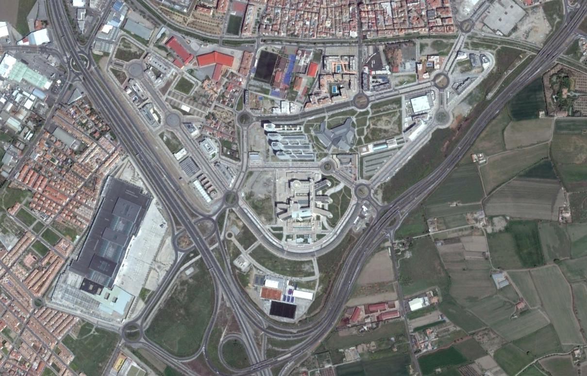granada, retiro tardista, después, urbanismo, planeamiento, urbano, desastre, urbanístico, construcción, rotondas, carretera