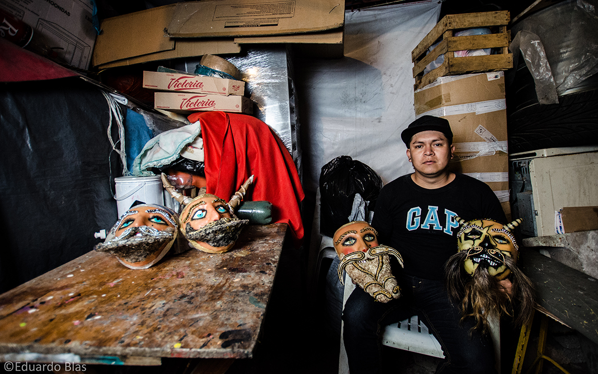 Carnaval del Peñón de los Baños Mirada detrás de la tradición
