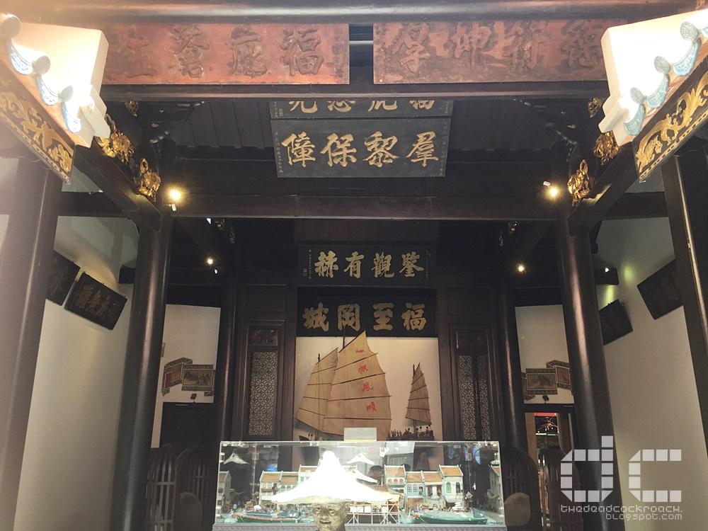 fuk tak chi temple,福德祠,telok ayer street,singapore,diorama,far east square,museum,fuk tak chi museum