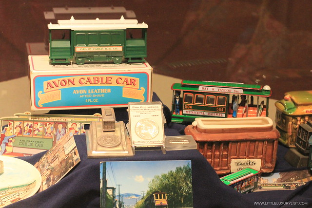 Best Free Places in San Francisco with a toddler cable car museum miniatures