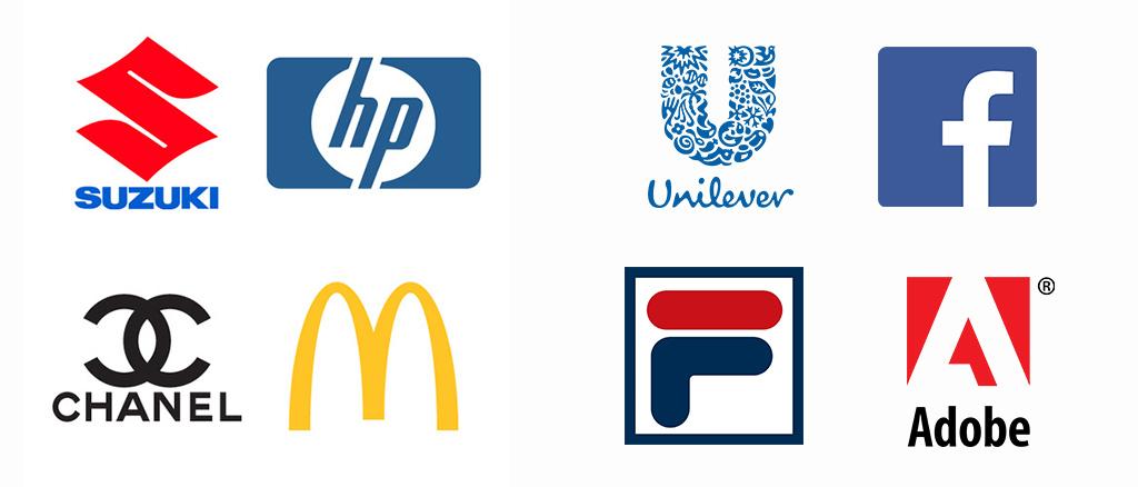 Jenis Logo Kamu Ketahui Hellomotion Contoh Perusahaan Menggunakan Letter Form