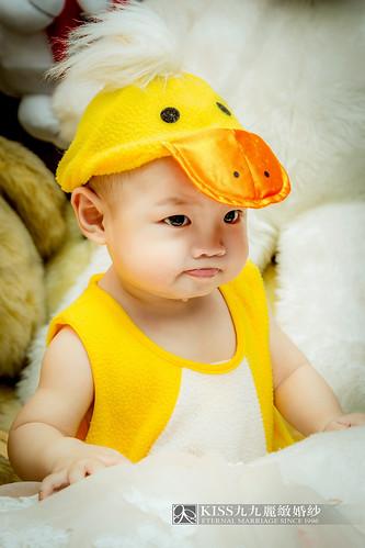 [高雄]超萌寶寶照哪裡拍?大家都推薦Kiss99的五個原因 (17)