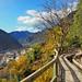 Hiking Rec del Solà, Andorra la Vella, Andorra