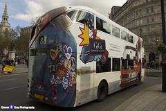 Wrightbus NRM NBFL - LTZ 1501 - LT501 - GiGi - Clapham Common 88 - Go Ahead London - London 2017 - Steven Gray - IMG_8703
