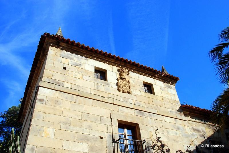 Torre de la casona de los Miera, Selaya