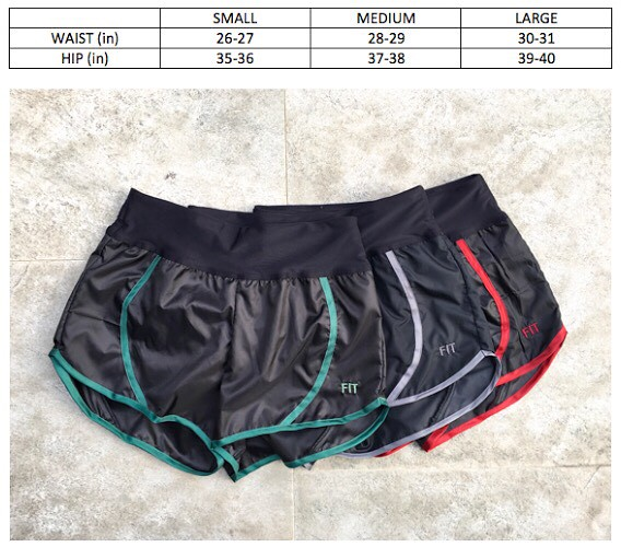 Fit Activewear shorts