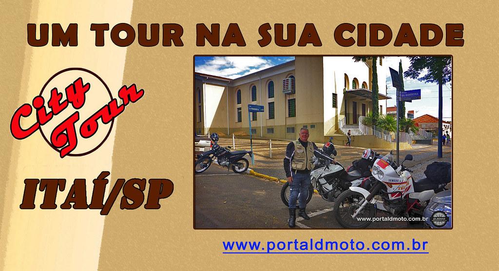 CITY TOUR = ITAÍ/SP