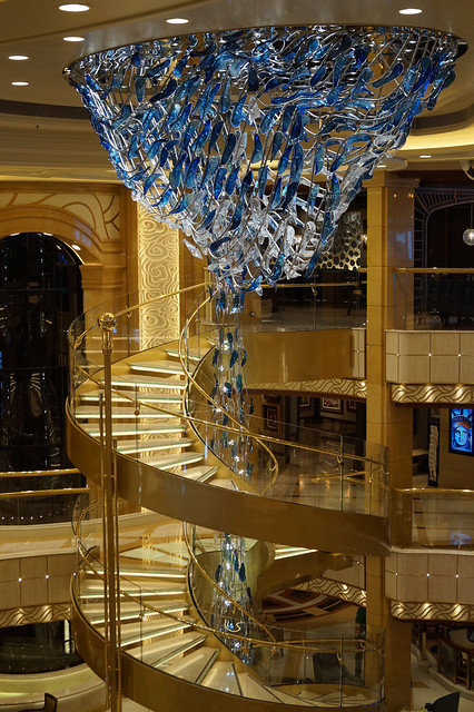 Escale inaugurale Majestic Princess