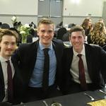 Jakob Hamilton, Jordan Foot, Tim Edge