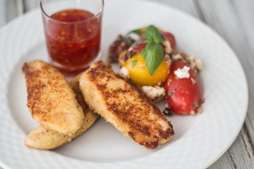 Recipe for Parmesan Crusted Chicken