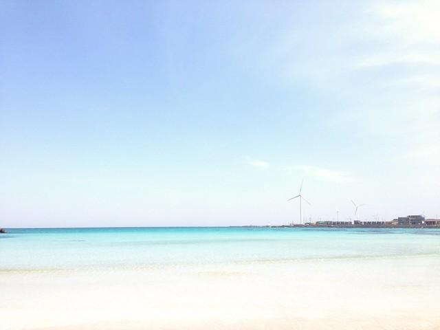 제주 월정리해변