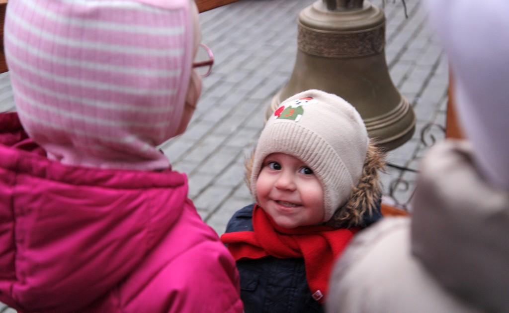На праздничной площадке Новоспасского монастыря состоялся Музыкальный пасхальный фестиваль