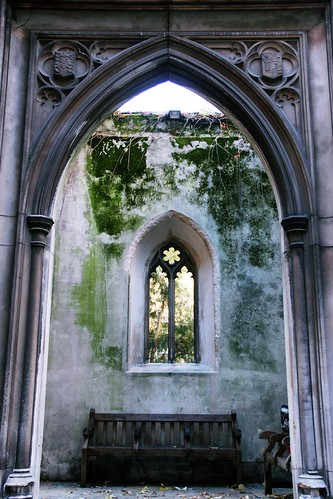 11 Dec 2016: St Dunstan in the East | London, England | by go.awaylobster.com