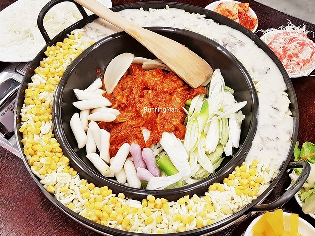 Cheesy Duet Chicken Galbi