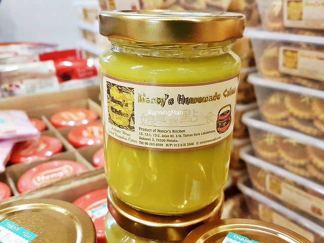 Pandan Kaya / Screwpine Leaf Coconut Jam