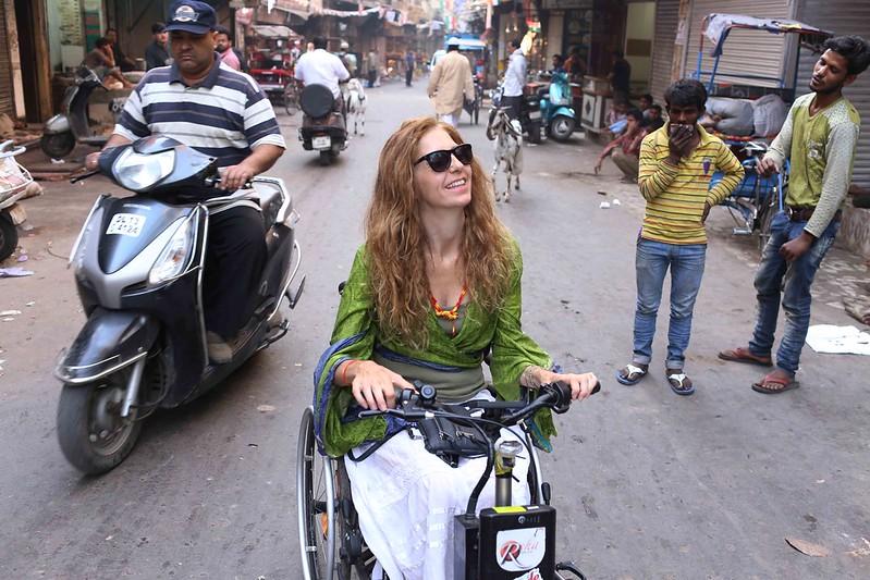 Mission Delhi - Simona Anedda, Old Delhi