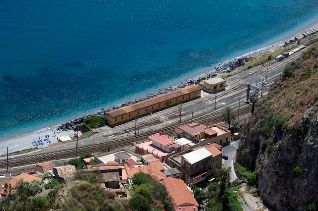 Railway Station, Taormina
