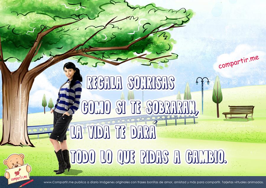 Frases De Amor Imagenes Con Frases Positivas Para El Face Flickr