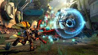 Ratchet & Clank: Into the Nexus on PS3 | by PlayStation.Blog