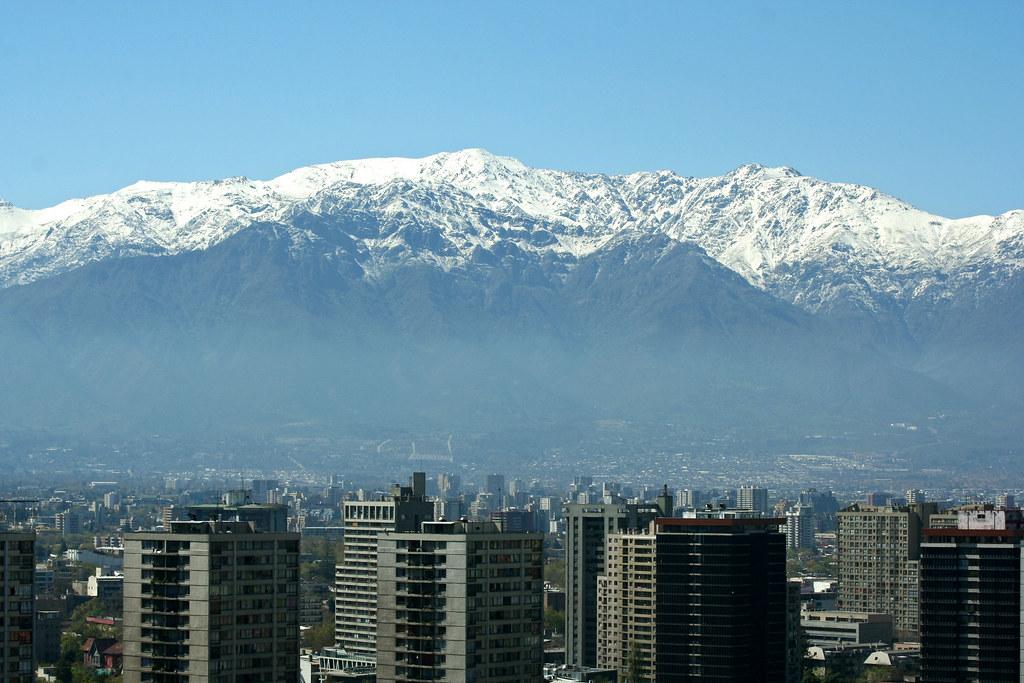 Cordillera de Los Andes (II) / Andes mountain range (II)