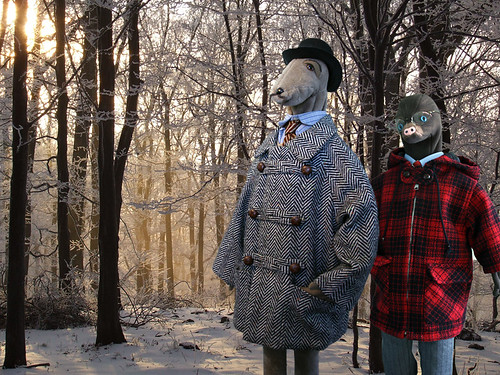 In the Woods | by Rag and Bone Puppets