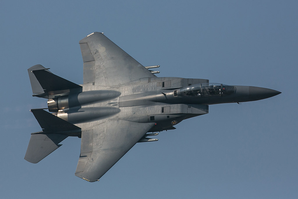 Resultado de imagen para F-15K,