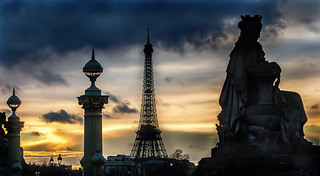 Paris - Tour Eiffel | by Vince_Ander