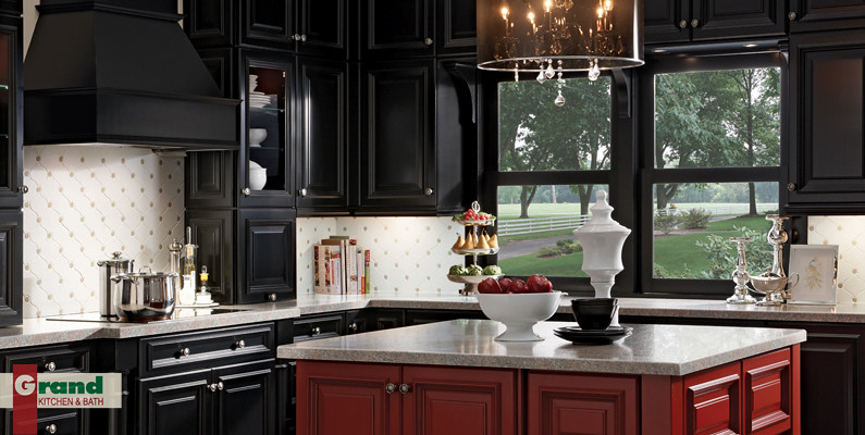 Grand Kitchen & Bath - Classic Traditional Kitchen | Flickr