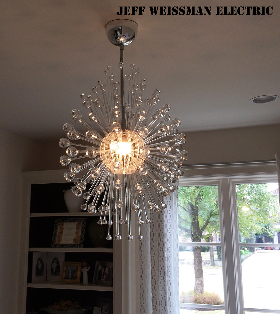Ikea Stockholm Light Fixture | This Ikea fixture takes ...