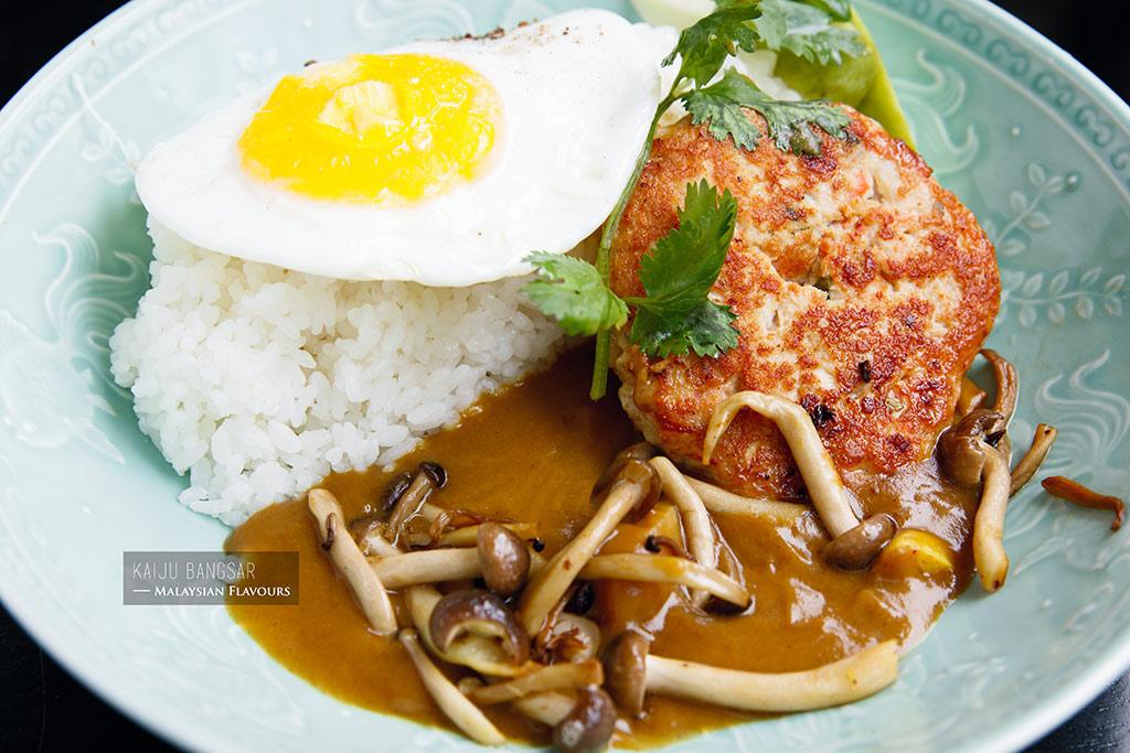 hawaiian kaiju rice