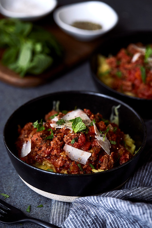 Lamb Ragù {Paleo and Gluten-free}