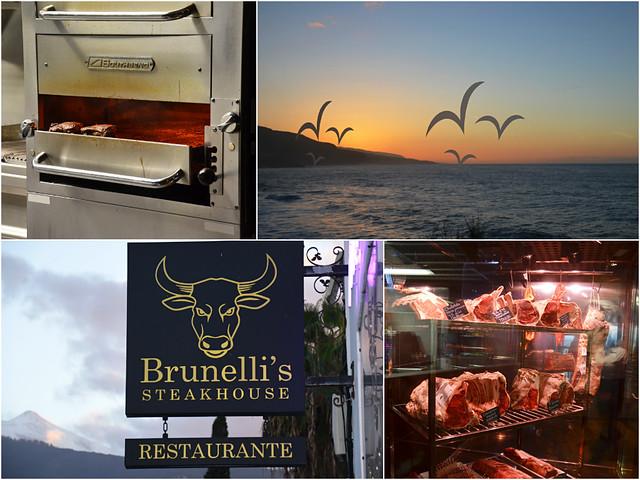 Brunelli's Steakhouse, Punta Brava, Tenerife Montage 1