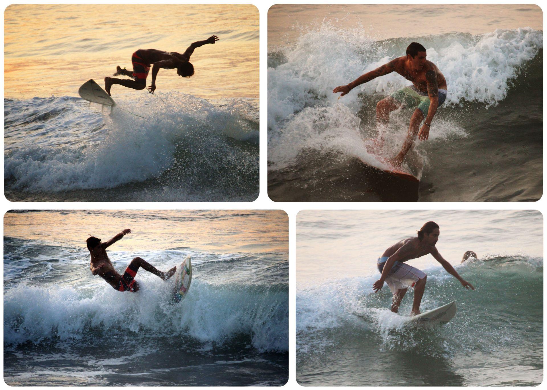 San Pancho Surfers