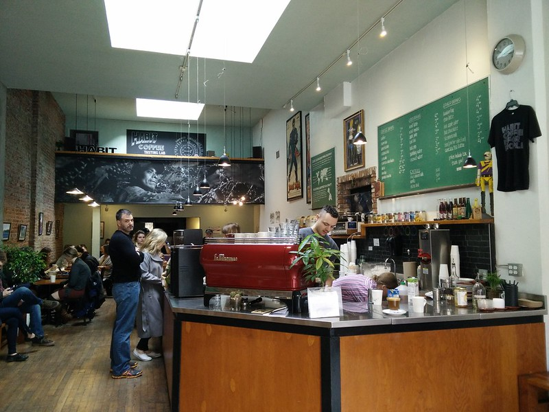 Habit Coffee - Victoria, British Columbia in Three Meals | packmeto.com