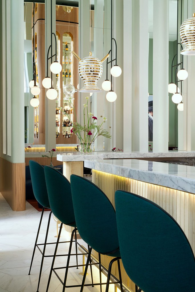 Modern hotel design in Madrid by Spanish designer Jaime Hayon Sundeno_14