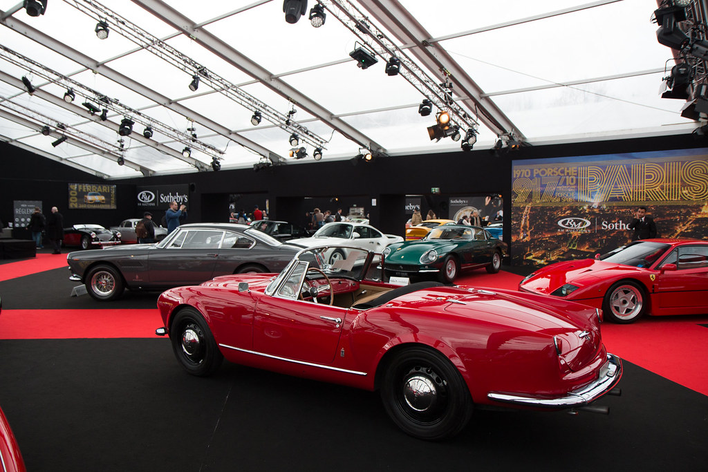 1958 lancia aurelia b24s convertible (coachworkpininfa…   flickr