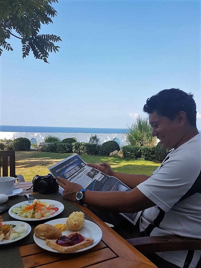 Thunderbird Resort, Santorini Feeling