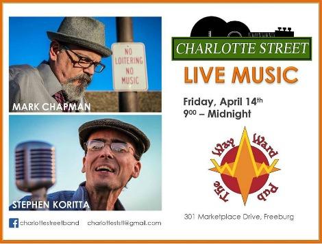 Charlotte Street 4-14-17
