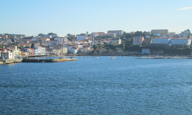 Another Harbour near Ferrol