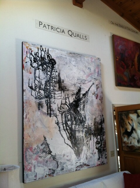 Patricia Quall's Contemporary Art Gallery